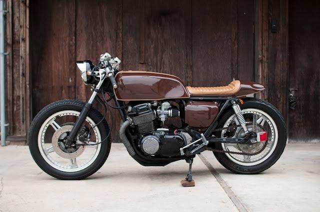 DAILY INSPIRATION: 1978 Honda CB750