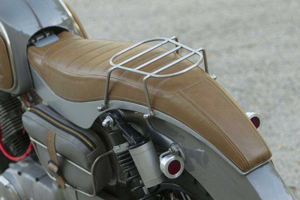 Custom Honda CA95 Dream 150 Moto-Mucci