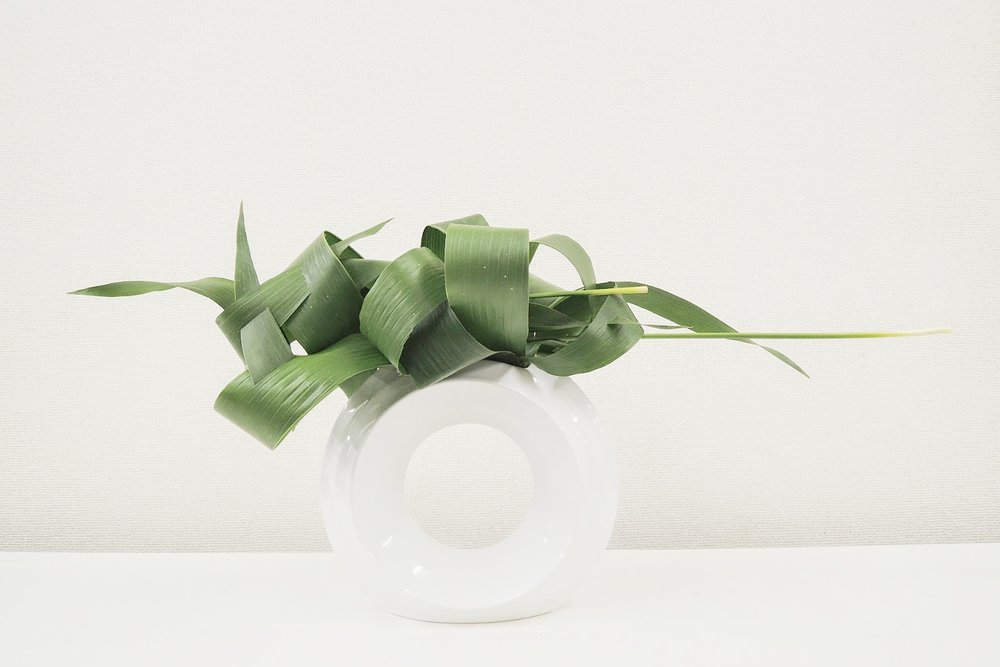 IKEBANA - View ikebana floral arrangements with Ikebana International - Sun.,10A-3P @ Centennial Gardens
