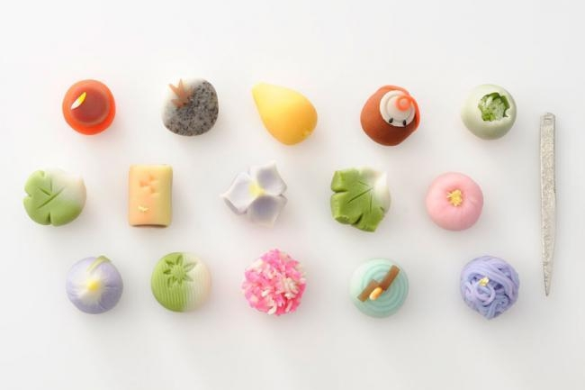 WAGASHI SWEETS - See wagashi being made with Japan-America Society of Houston