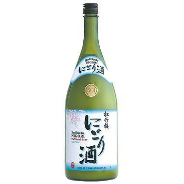 Sho Chiku Bai Silky Nigori