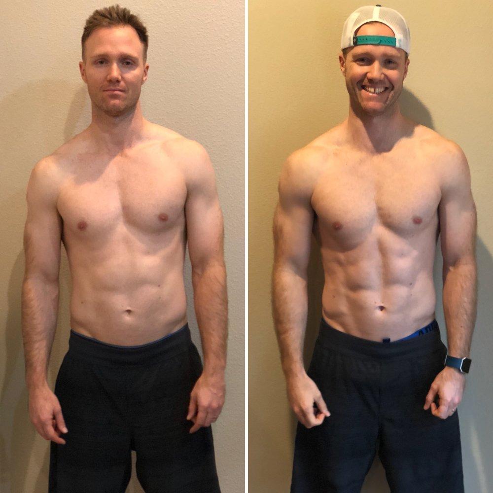 In 6 weeks:    Improved sleep, mental clarity, & energy