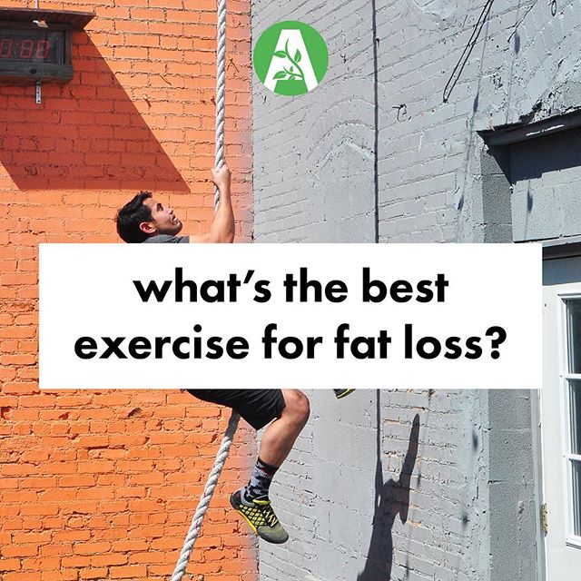 What's the most effective exercise for fat loss? . The way we assess effectiveness is through the SAID principle. SAID stands for specific adaptation to imposed demands. It means that when we exercise, we teach our bodies to adapt to better accommodate that stress in the future. . To lose weight, many people turn to distance running. . What might be surprising is that weightlifting is the category of exercise most beneficial to those attempting to lose body fat. When you're at a caloric deficit, your body will need to get the energy it's not receiving from food by breaking down body tissue. From a biological perspective, your body sees muscle as a great option for this. Not only does your body get the energy it needs by breaking down the muscle tissue, it also reduces future need for calories. . Remember, muscles are expensive, from a caloric standpoint, for your body to keep around because they burn a lot of calories - in other words, having more muscle is directly related to having a faster metabolism. . So how do you keep your body from breaking down muscle when you're at a caloric deficit? You signal to your body that your muscle is being used and is required through heavy resistance training. This signals to your body to instead burn its fat stores for energy. . . . 🍏To learn more about aligning your exercise, nutrition, and lifestyle with your health and aesthetic goals, drop us your email on our website {link in bio} to get updates about our online course beginning next Monday, May 6th!