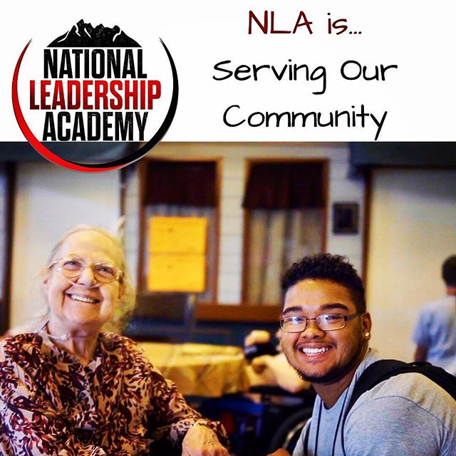 The main pillar of NLA is service to the community. Who is excited to serve at #nla2017?! ❤️ Apply online today - link in bio 👍🏽