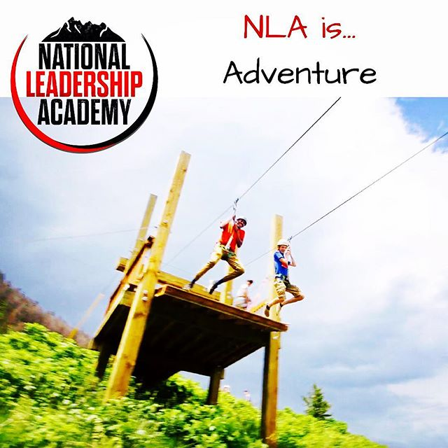 ❤️NLA is ADVENTURE out of our comfort zone 🚀. Who is excited to explore, dream, & discover at #nla2017?! Apply online today! Link in bio 👍🏽