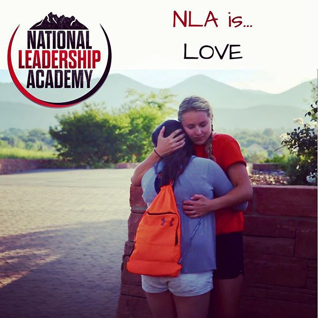 NLA is all about that #love ❤️ Are you ready to become a heart-led leader and make a positive impact in the world? 🚀 apply online today! Link in bio 👍🏽