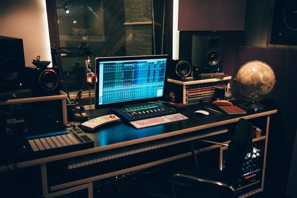 Studio A Recording Studio Price in Brooklyn, NY