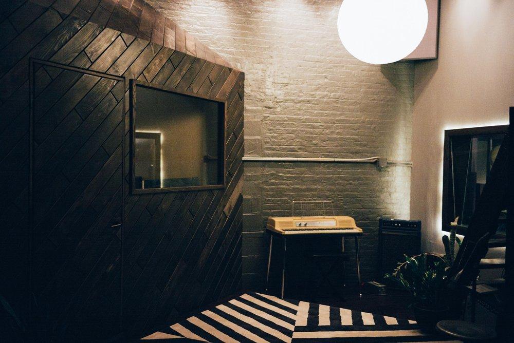 Studio A | Recording Studio in Brooklyn, NY