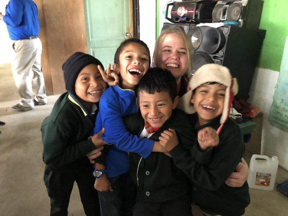 Just some adorable kids to put a smile on your face! Their precious hearts make everything worth while.