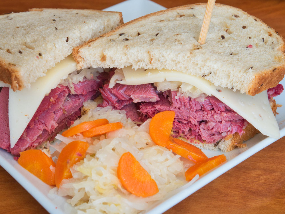 Yep, I basically made corned beef so I could make sandwiches!