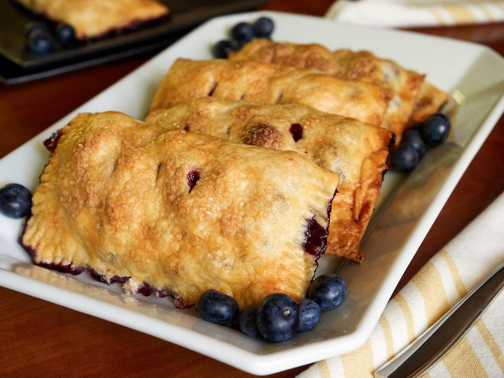 Blueberry Hand Pie