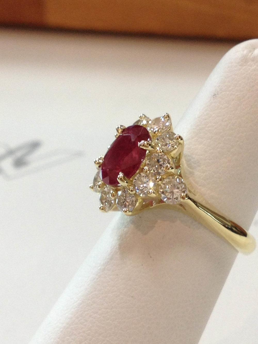 New Ring, New Gems