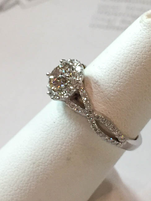 Copy of Diamond Engagement Ring