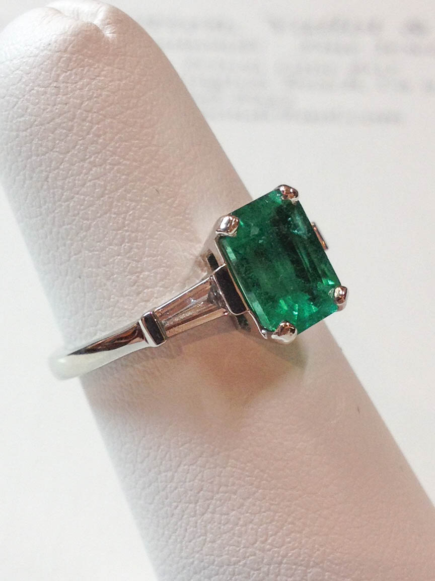 Copy of Emerald Ring