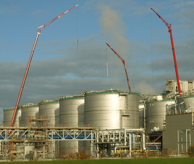 F.E. Moran Special Hazards Systems Chemical Plants header image