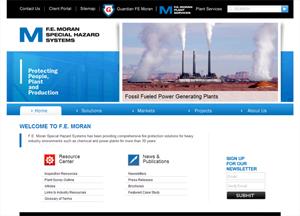 F.E. Moran SHS Home page