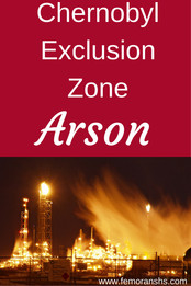 Chernobyl Exclusion Zone Arson | F.E. Moran Special Hazard Systems