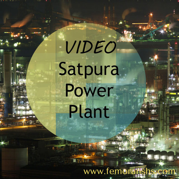 Satpura Power Plant Fire | F.E. Moran Special Hazard Systems