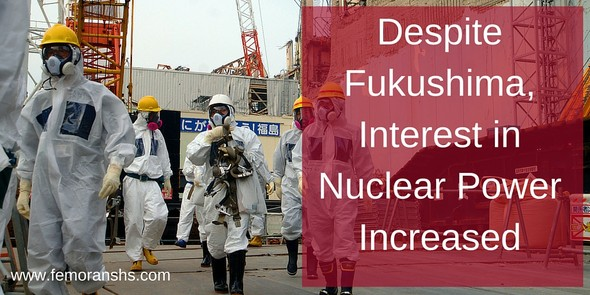 Despite Fukushima, Interest in Nuclear Power has Increased | F.E. Moran Special Hazard Systems