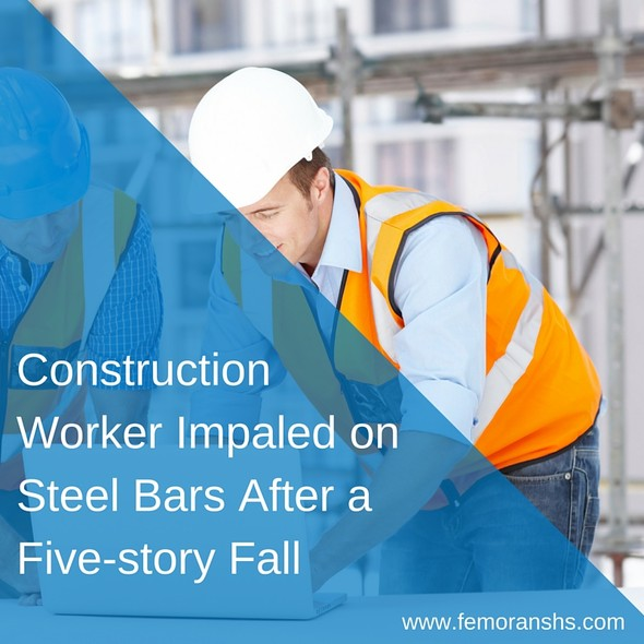 Construction Worker Impaled on Steel Bars After Five-story Fall | The Moran Group