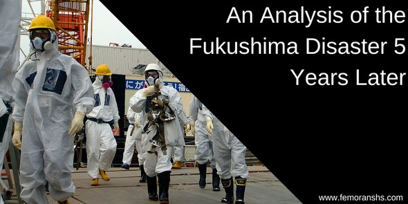 Fukushima Nuclear Power Plant | F.E. Moran Special Hazard Systems