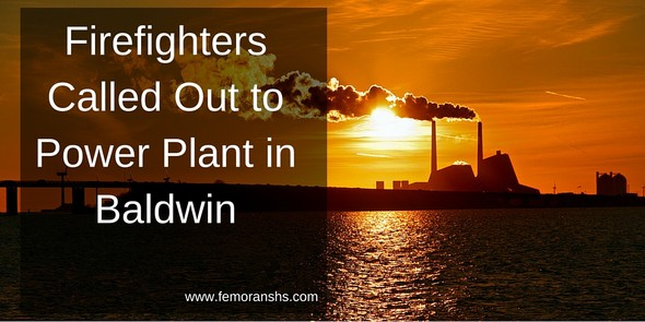 Firefighters Called out to Power Plant in Baldwin | F.E. Moran Special Hazard Systems