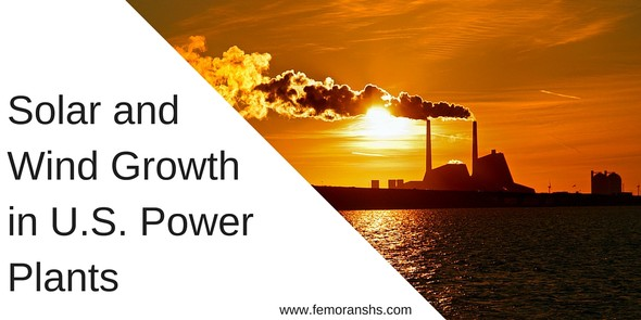 Solar & Wind Growth in U.S. Power Plants | F.E. Moran Special Hazard Systems