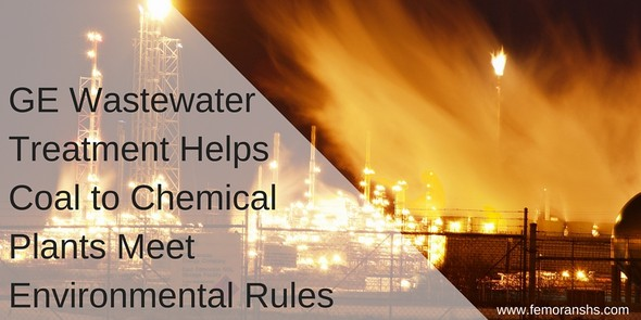 wastewater treatment | F.E. Moran Special Hazard Systems