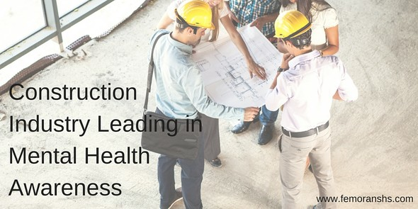 Construction Industry Leading in Mental Health