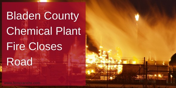 Bladen County Chemical Plant