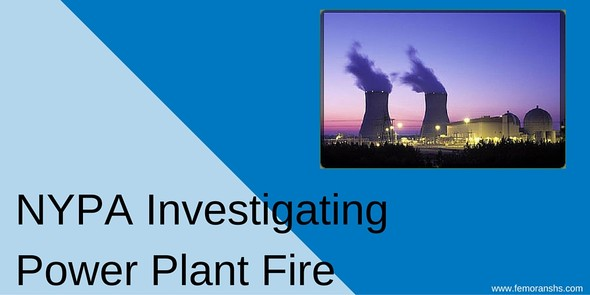NYPA Investigating power plant