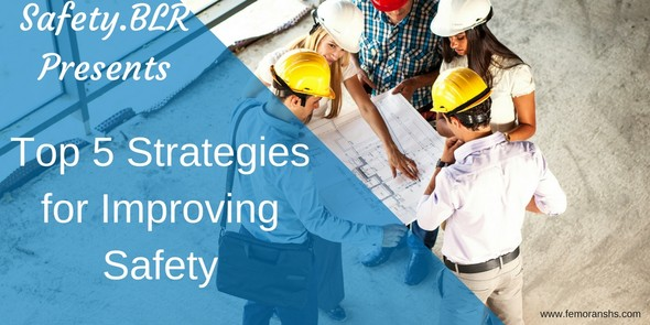 Strategies for improving safety
