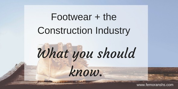 Footwear and Construction Industry