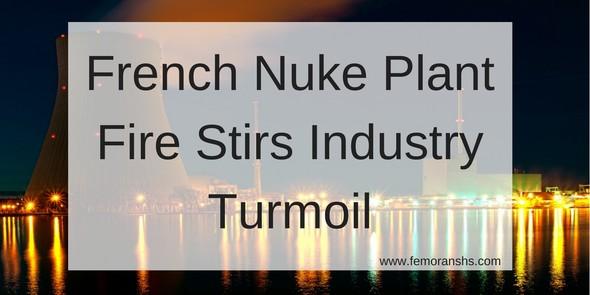 French Nuke Plant