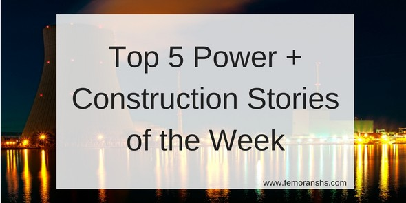 power plant and construction news