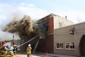 Platteville, WI fire