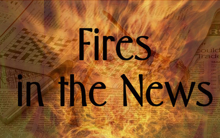 fires in the news