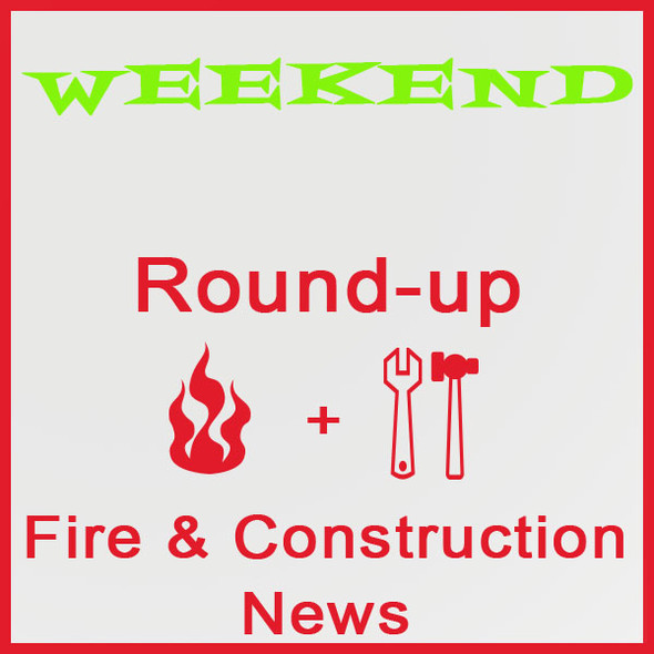 fire and construction news