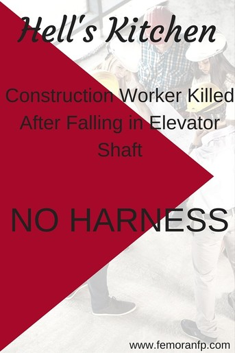 Construction Fall Safety | F.E. Moran Fire Protection