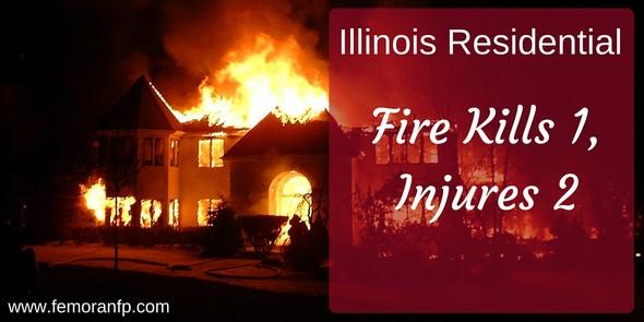 Illinois Residential Fire | F.E. Moran Fire Protection (source:  www.femoranfp.com)