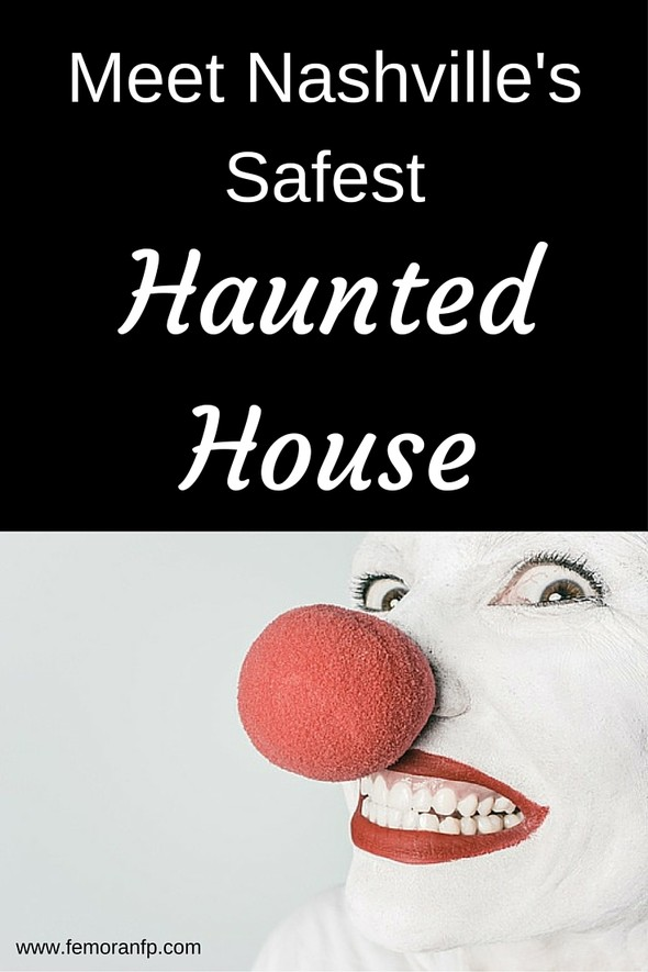 Nashville's Safest Haunted House | F.E. Moran Fire Protection