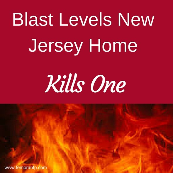 Blast Levels New Jersey Home | F.E. Moran Fire Protection
