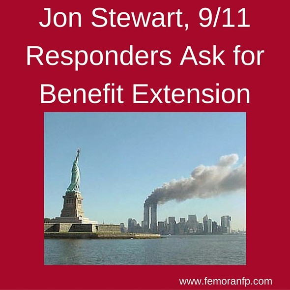 Jon Stewart, 9/11 Responders Ask for Benefit Extension | F.E. Moran Fire Protection