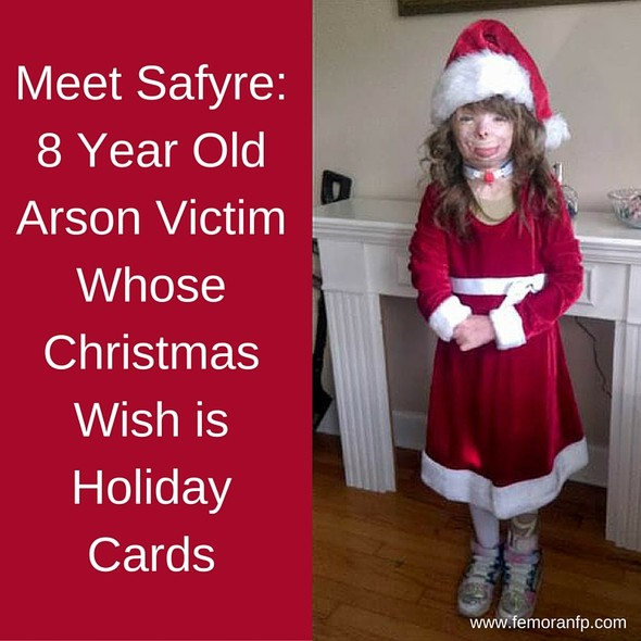 Arson Victim's Christmas Wish | F.E. Moran Fire Protection
