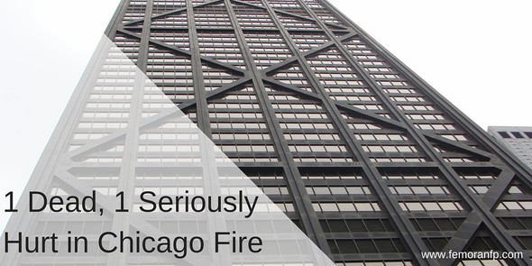 1 Dead, 1 Seriously Injured in Chicago area fire | F.E. Moran Fire protection