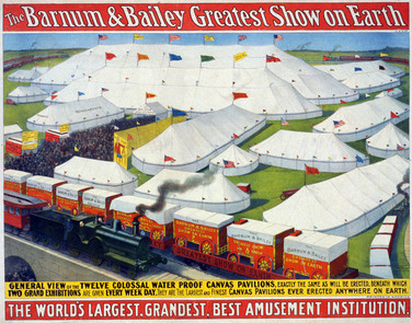 Barnum and Bailey Circus Fire in Hartford, CT | F.E. Moran Fire Protection