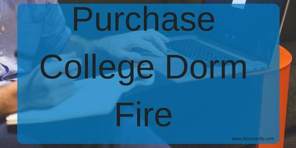 Purchase College Dorm Fire | F.E. Moran Fire Protection