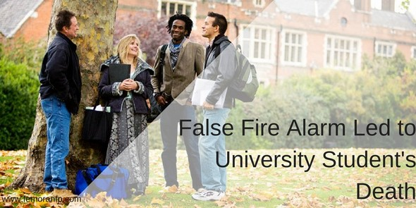 false fire alarm