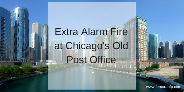 Old Post Office Fire