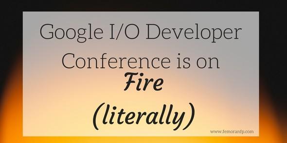 Google I/O Developer